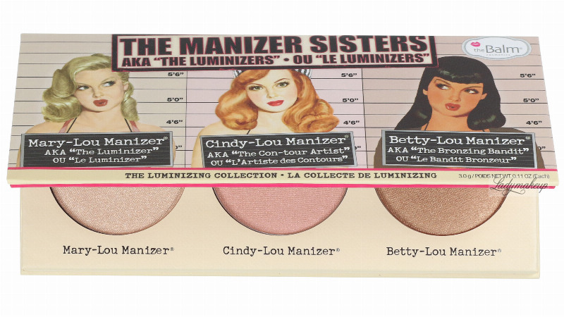 the balm the manizer sisters review