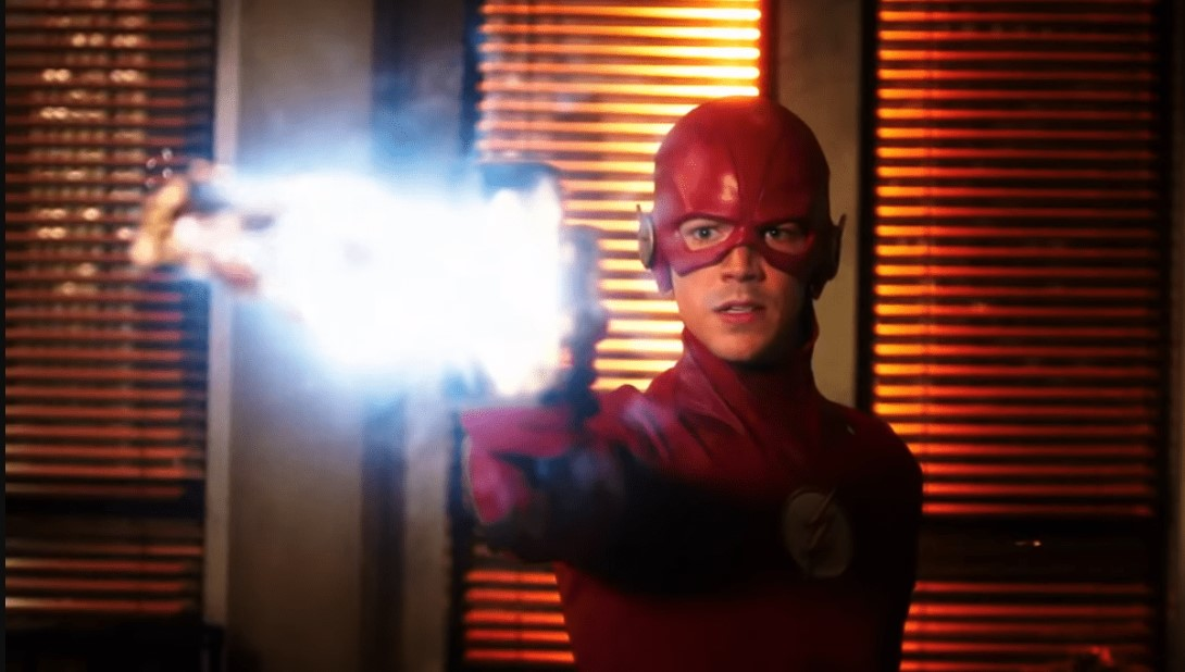 the flash i know who you are review