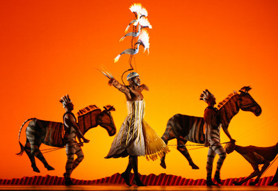 the lion king musical melbourne review