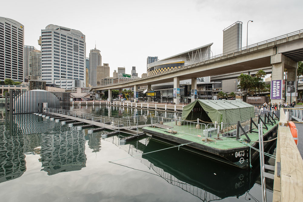 the port darling harbour review