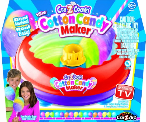 the real cotton candy maker reviews