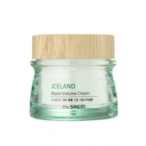 the saem iceland water volume cream review