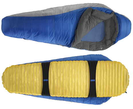 thermarest capella sleeping bag review