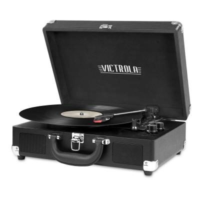 thomson 3 speed turntable with built in speaker review