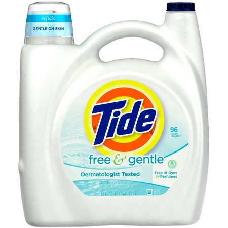 tide free and gentle review