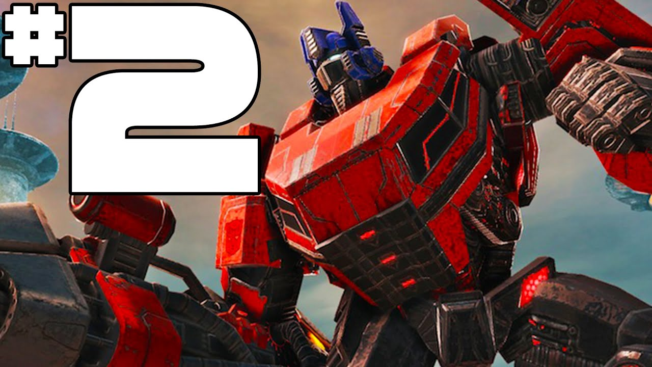 transformers fall of cybertron xbox one review