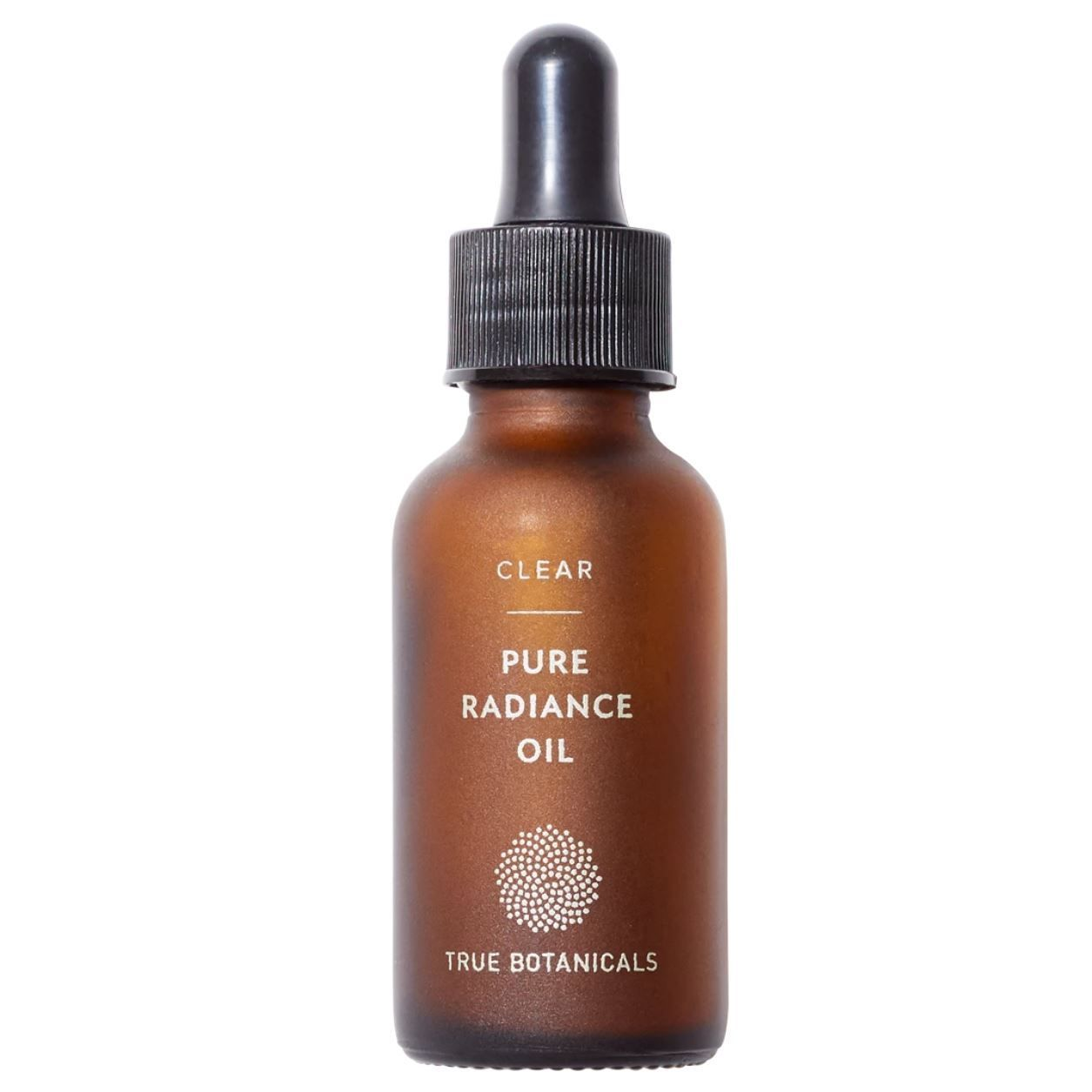 true botanicals pure radiance oil clear review