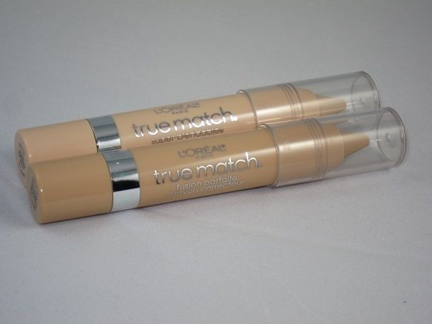true match crayon concealer review