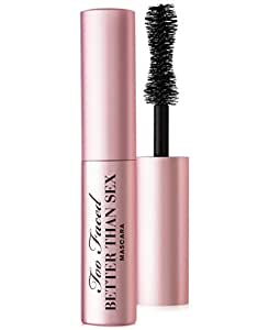 two faced better than sex mascara review