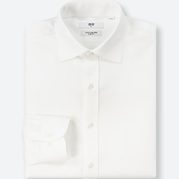 uniqlo non iron shirt review