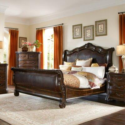 valencia ii sleigh bed reviews