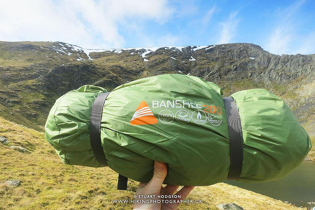 vango banshee 300 tent review