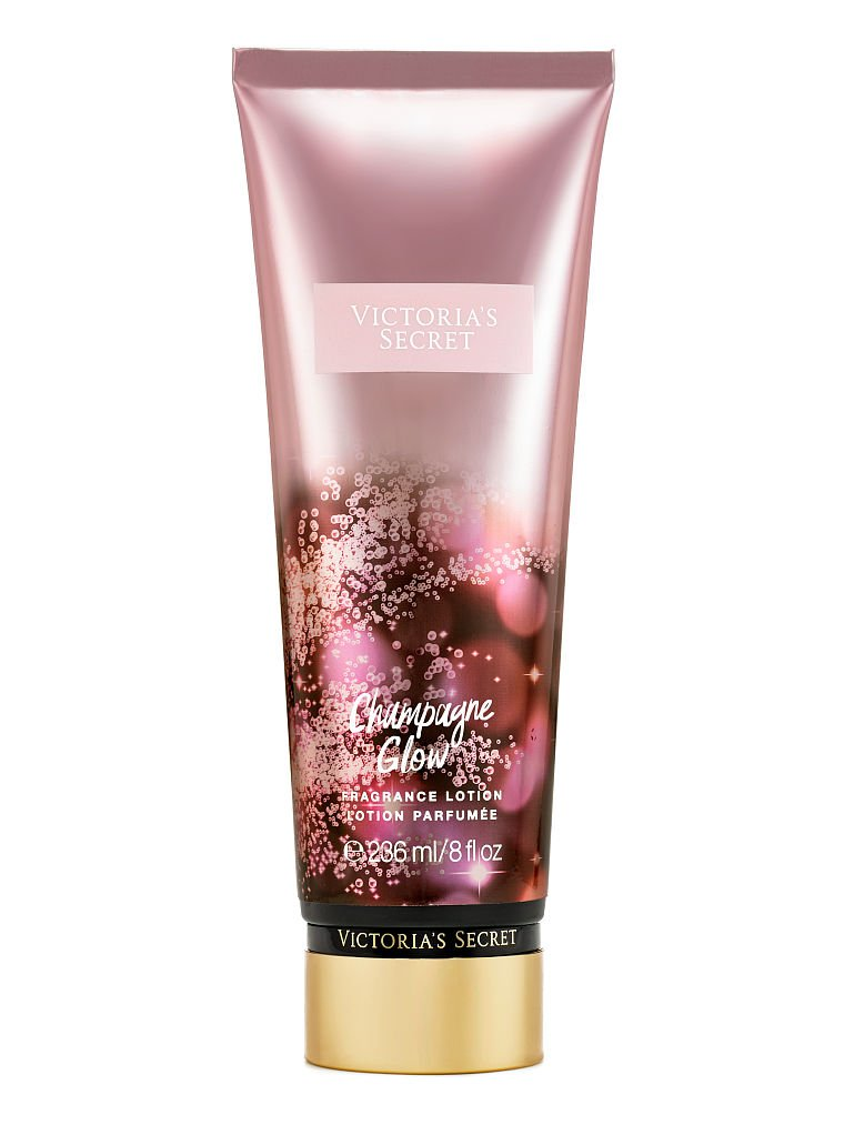victoria secret champagne glow review