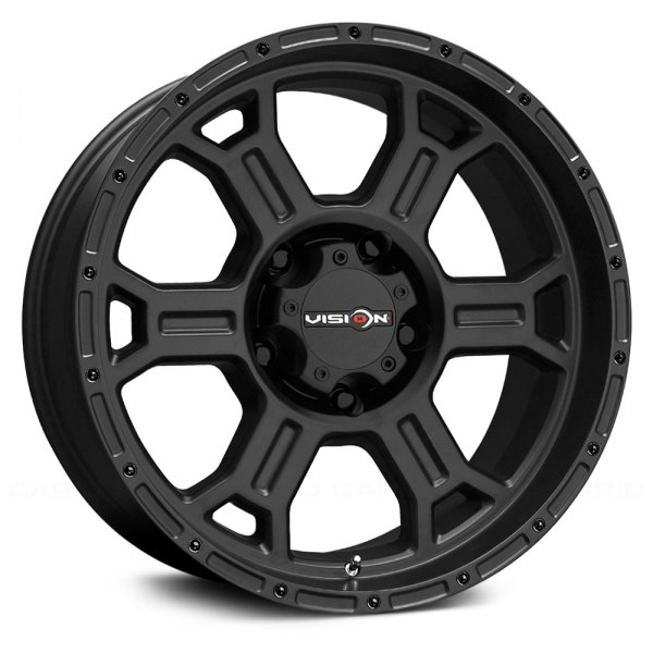vision off road wheels review