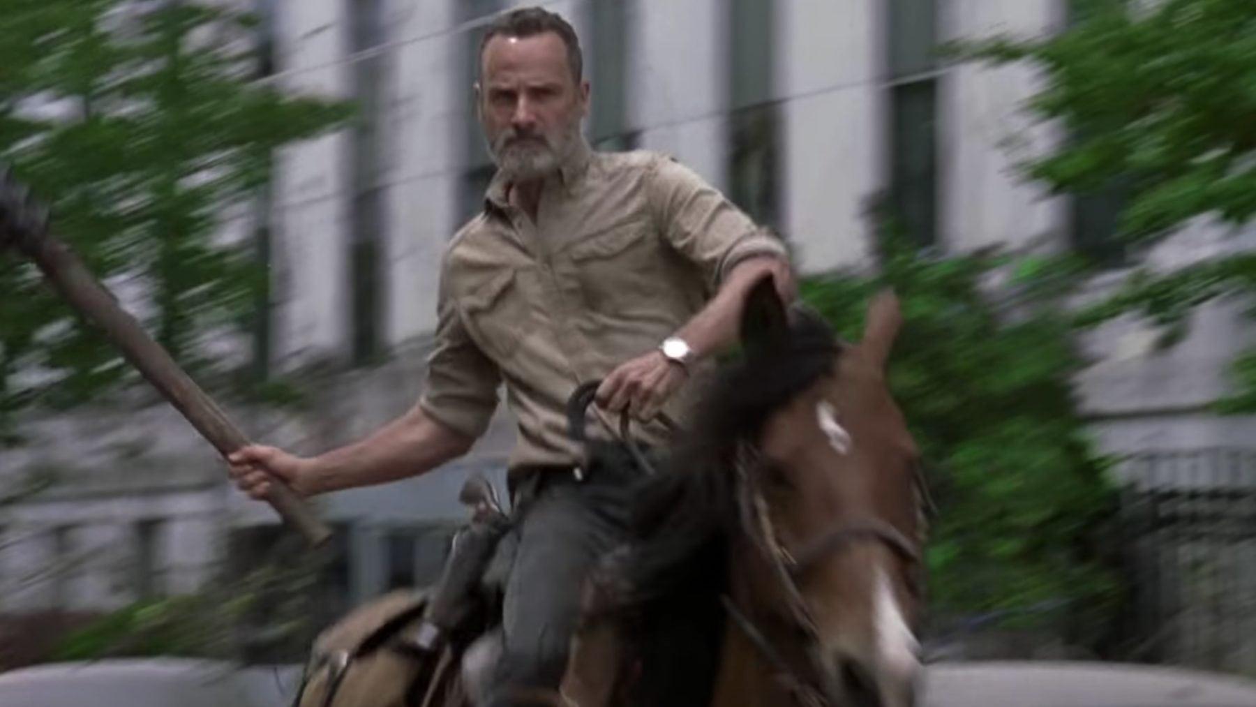 walking dead new episode review