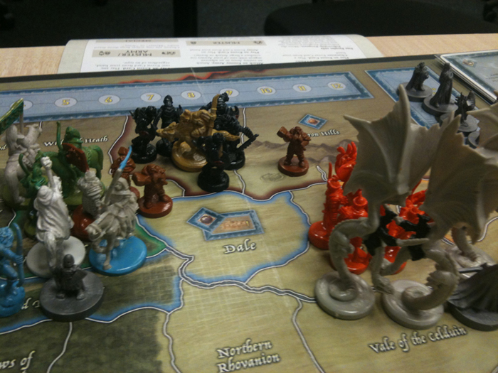 war of the ring second edition review