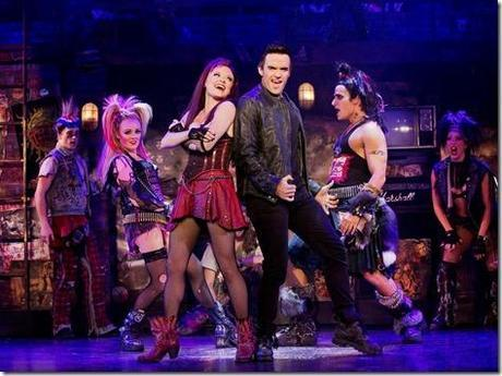 we will rock you broadway review