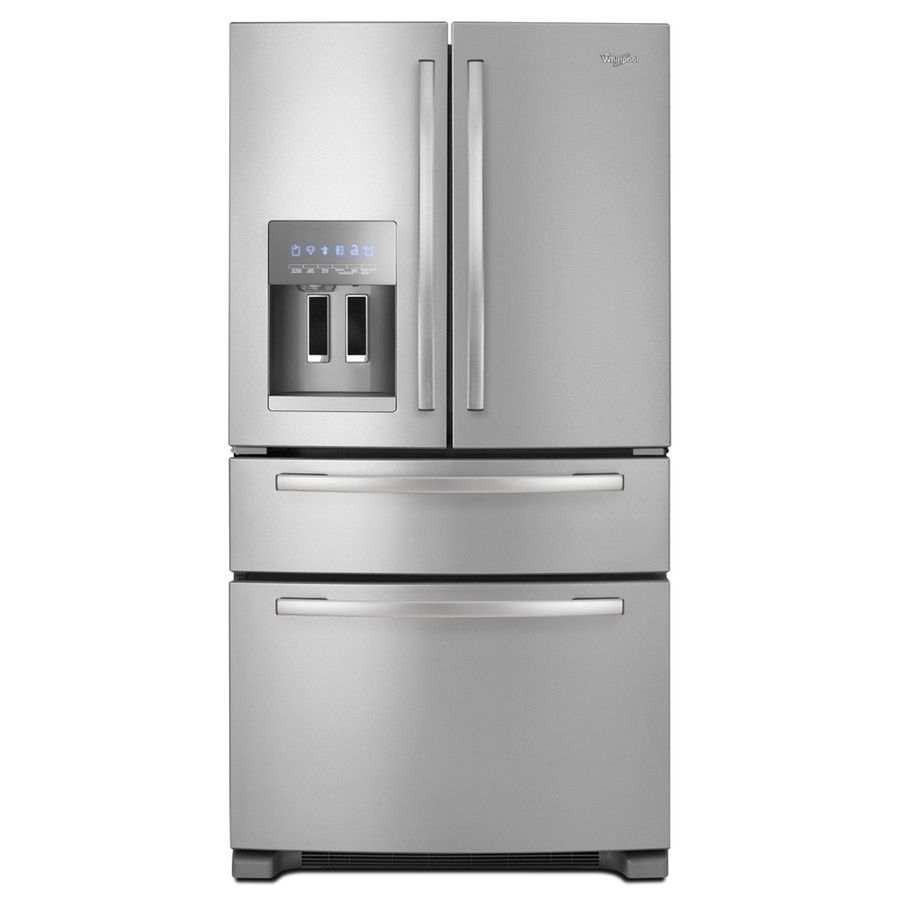 whirlpool 25 cu ft french door refrigerator reviews