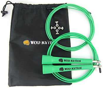 wod nation jump rope review