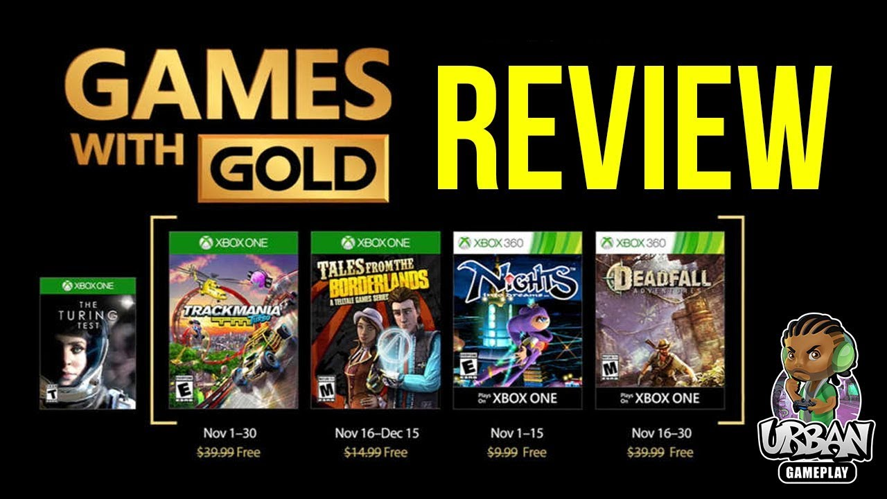 xbox live gold review 2017